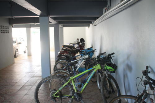 We have some bicycles too!