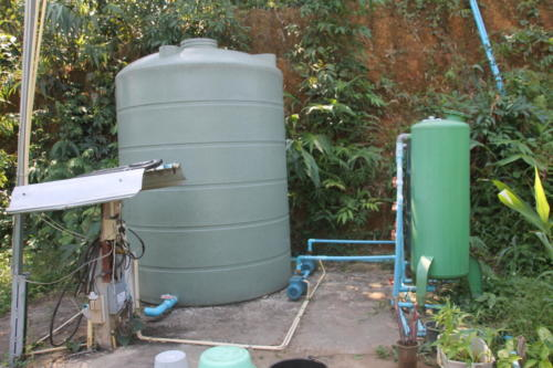 S2S well and water system.