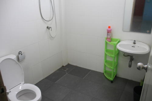 Bathroom for our Staff room.