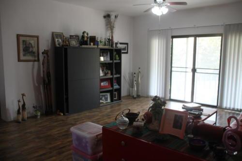 Bill & Susie's living room