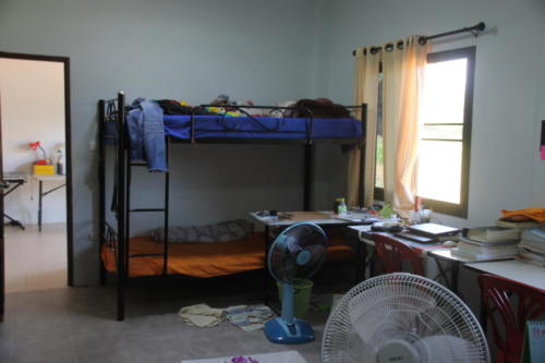 Boy's bedroom showing entrance to this bedroom.